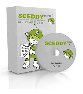 Automatische Dienstplan Software SceddyPro