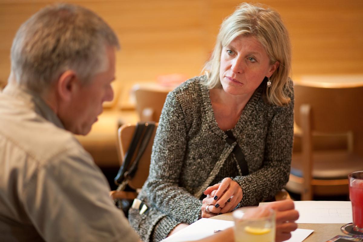 Cornelia Gaebert - Entrepeneur, Economist, Mathematican
